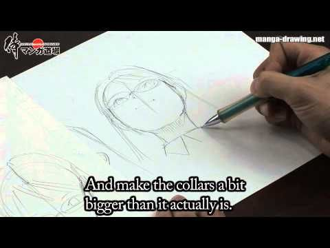 anime manga drawing tutorial