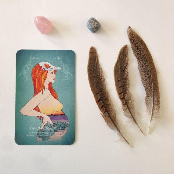 Kiwiana  Tarot Deck  Tarot Card Deck  New by Hand Me That Pencil on Etsy