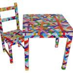 Werk van Designstudio 76: ontwerp tafel & stoelen Maison et Objet. http://nieuw.stylink.nl/designstudio-76
