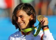 Canoe Slalom - Women's Kayak (K1) Victory Ceremony