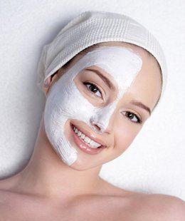3 masques simples à l'argile blanche: anti-rougeur; revitalisant ou anti-âge