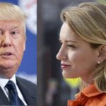 Katy Tur gets Secret Service protection, after Trump attacks her & gets the crowd to go after her