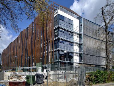 Campden Hill School in Spring 2014