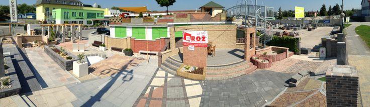 Široký výber betónových výrobkov  pod jednou strechou.