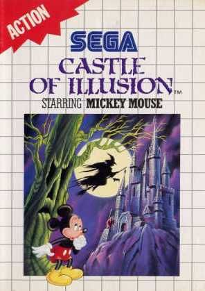 Castle of Illusion. Loved this Game.