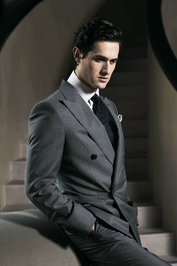 59 best images about Double-Breasted Peak Lapels on Pinterest ...