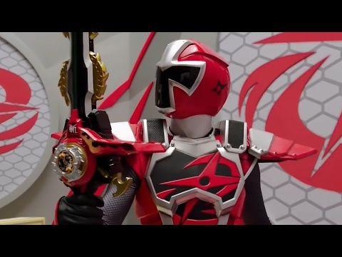Power Rangers Ninja Steel - Le prisme - Chosen Power Rangers