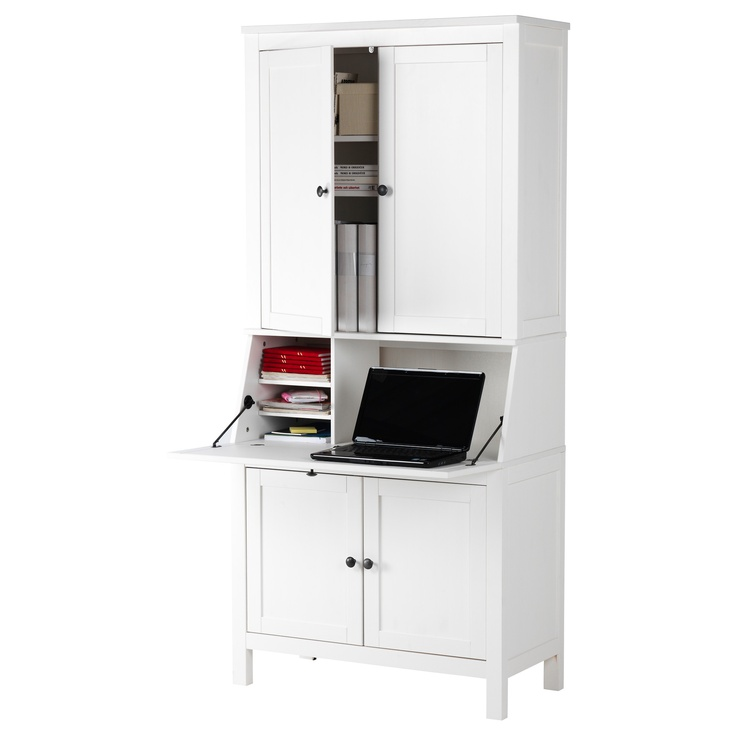 Ikea Hemnes White Tall Corner Desk Hostgarcia