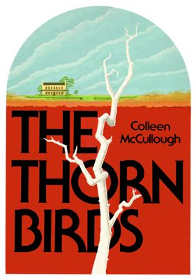 Cover Image of The Thorn Birds Audio Book, by McCullough, Colleen, Woods, Mary