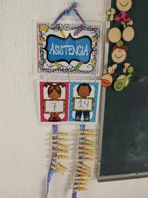 Educación Preescolar: Pases de lista                                                                                                                                                     Más