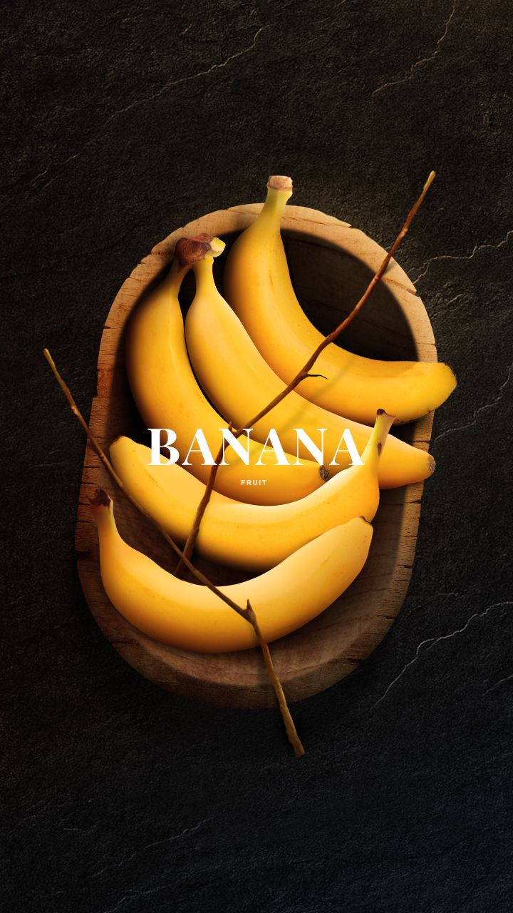 Day 11: BananaA green to yellow and purple to red fruit belonging to the genus musa.