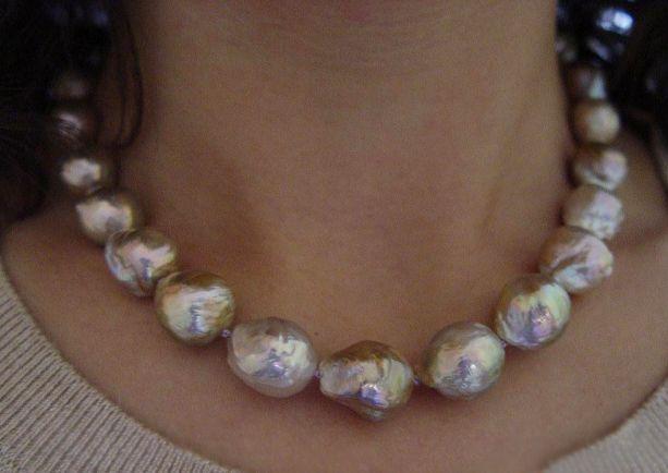 Fresh Water Pearls Jewelry 92