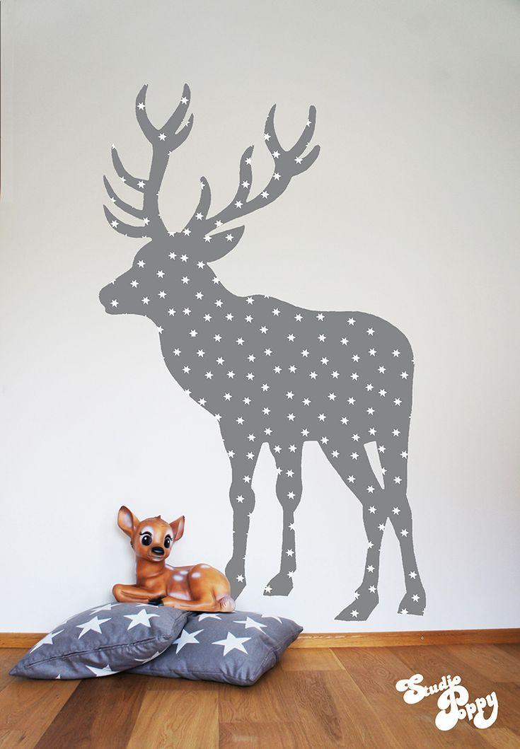 Behangbeest #jongenskamer   Studio Poppy via Kinderkamerstylist