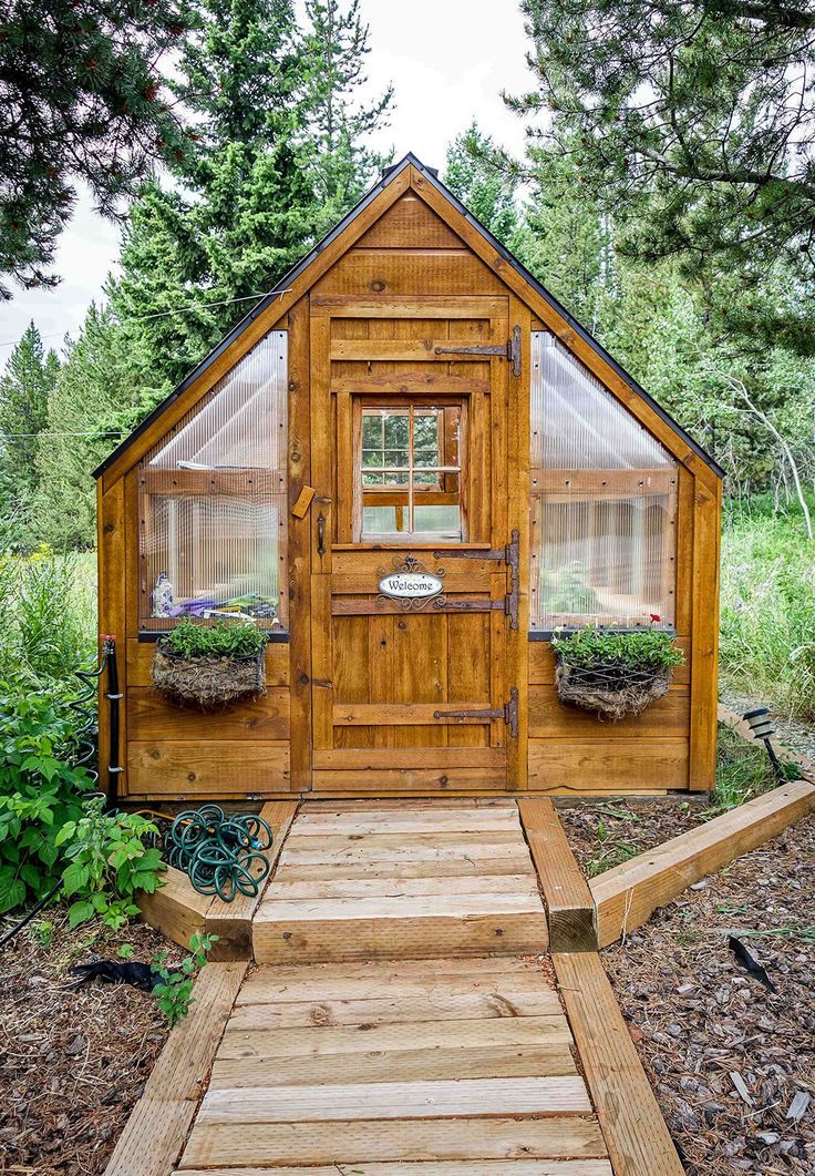 17 Best Ideas About Garden Sheds On Pinterest Sheds