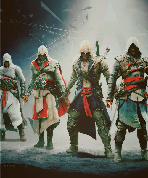 45 best project images on Pinterest | Assassin's creed ...