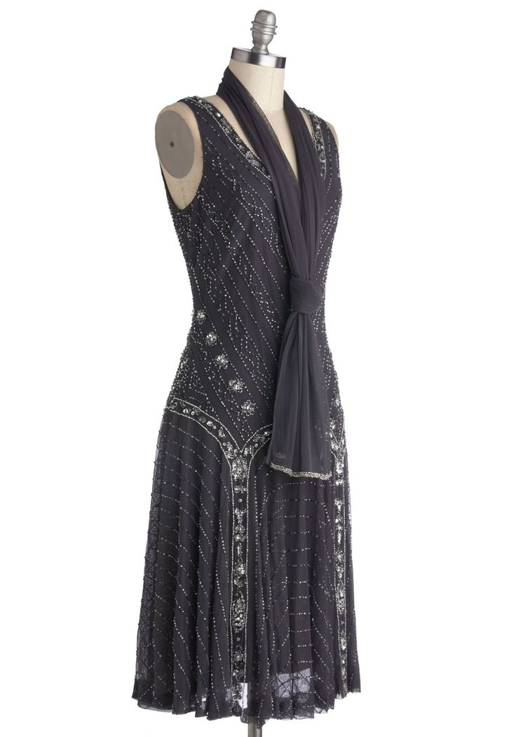 Steel the One 1920s dress