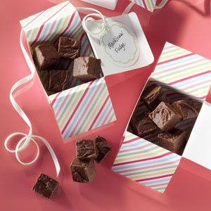 Mackinac Fudge Recipe -When I got married, a lady at my parents' church gave me this version of a popular Michigan treat. I sometimes pipe a bit of frosting on each piece for decoration during the holidays. —Kristen Ekhoff, Akron, Indiana