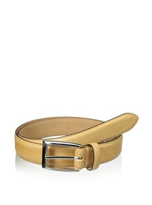 50% OFF The British Belt Company Men's Fineshade Belt (Natural)