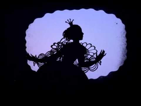 Early film by Lotte Reiniger, her version of Cinderella (Aschenputtel) from 1922.