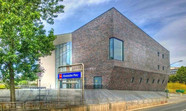 Neuer Hörsaal der Uni Essen/Duisburg in Essen.
