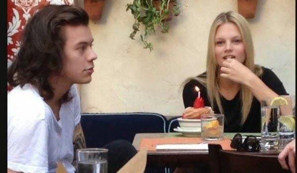 S.P.Q.R. ROMANISTI: ALTRE NEWS: Harry Styles ha una nuova ragazza: Nad...