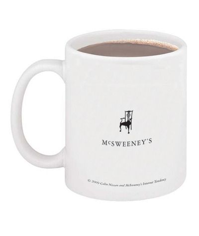 """If you're looking for a beautiful fucking ceramic vessel to transport 11 oz. of hot liquid to your mouth, then you're in fucking luck. Because for $12 plus fucking shipping, you can own the mug that not only says, """"I love fucking fall,"""" but also, """"I love warm fucking beverages.""""  Get this mug and The Best of McSweeney's Internet Tendency for a discounted rate with our Best of the Tendency Bundle   Collect the Internet Tendency mug pair at a discount with our Tendency Mug Bundle"""