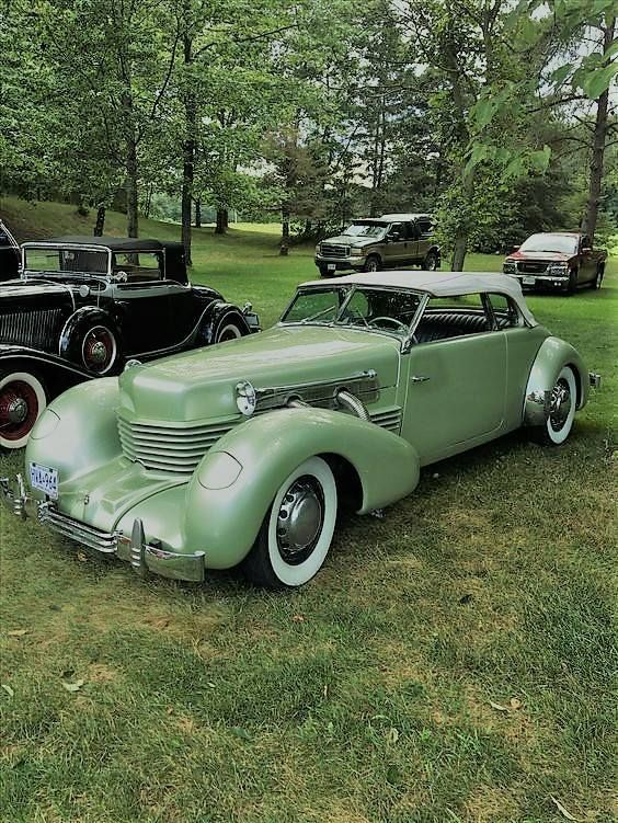 1937 Twine 812 Supercharged Phaeton