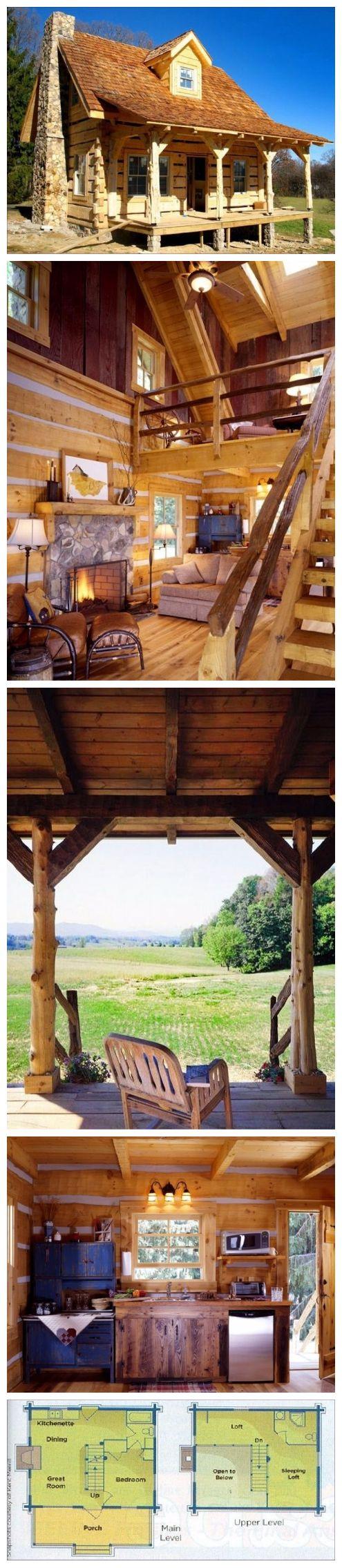 Cataloochee Cabin Is A Rustic Dream Come True