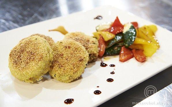 Polpette di #quinoa con #verdure  #vegetarian #veggie