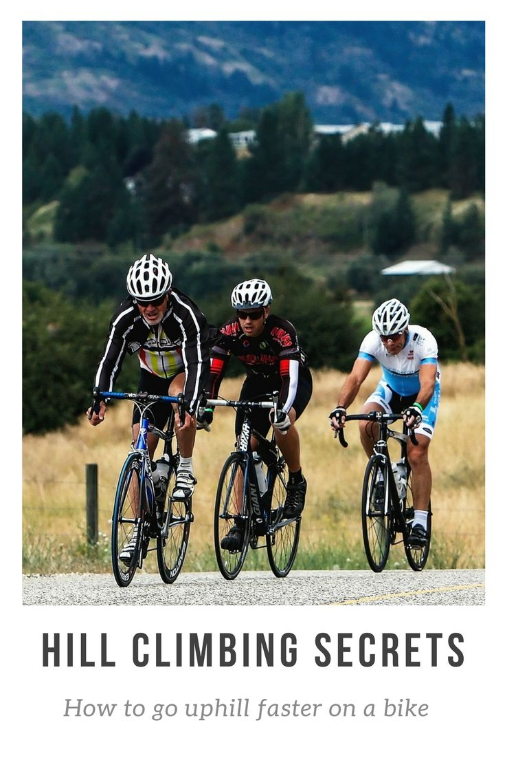 How To Get Faster On Hills On Your Bike Best Road Bike Cycling