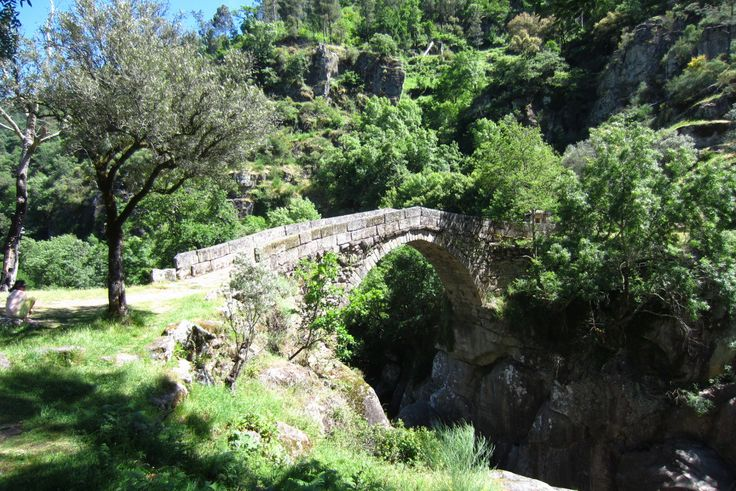 Misarela bridge (Gerês)