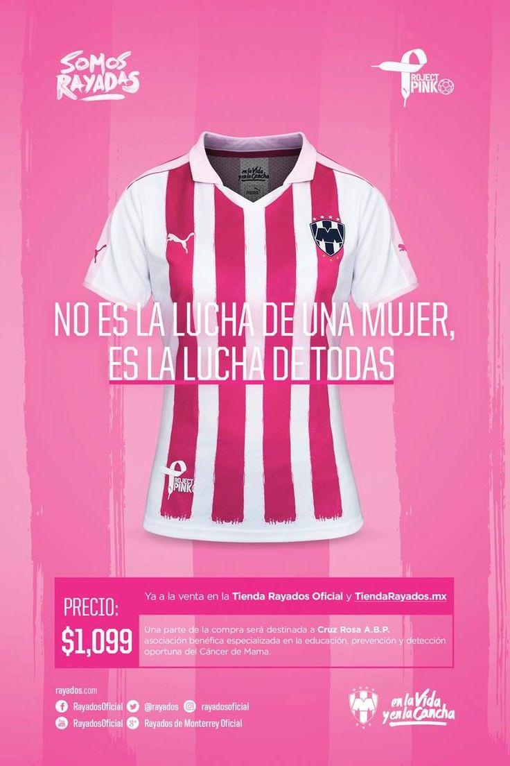 ¡Apoya la causa de #ProjectPink y #CruzRosa de PUMA Mexico! Consíguela en #TiendaRayados y  http://www.tiendarayados.mx/ +Info 81271515