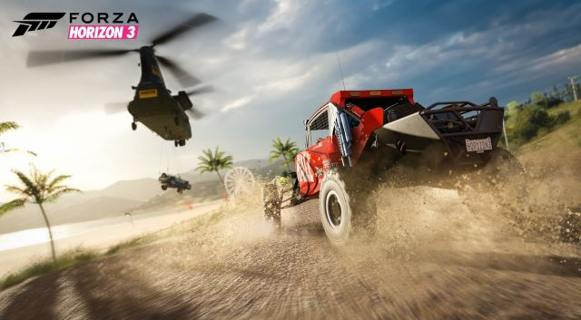 Hands on: Forza Horizon 3 is excellent but lacks polish on the Xbox One