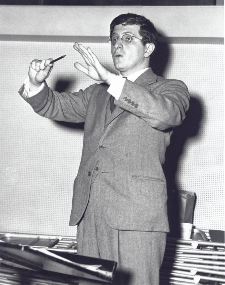Bernard Herrmann - Film composer : An Academy Award-winner (for The Devil and Daniel Webster, 1941), Herrmann is particularly known for his collaborations with director Alfred Hitchcock, most famously Psycho, North by Northwest, The Man Who Knew Too Much, and Vertigo. He also composed notable scores for many other movies, including Citizen Kane, The Ghost and Mrs. Muir, Cape Fear, and Taxi Driver.