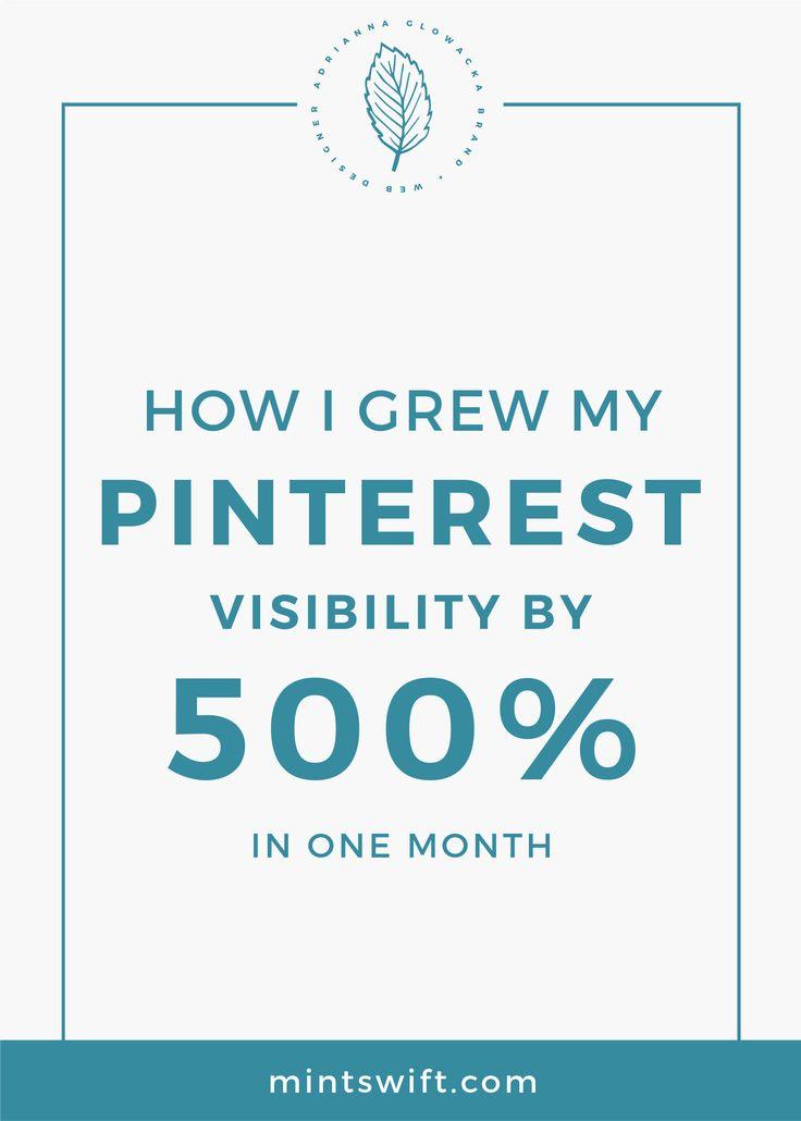 Pinterest visibility| Getting Traffic from Pinterest | BoardBooster | Pinterest marketing | Pinterest for business | Pinterest tips | Pinterest for bloggers | Pinterest on autopilot | Pinterest expert | MintSwift| Adrianna Glowacka | MintSwift Design