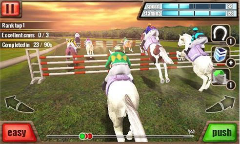 Virtual Horse Racing 3D for PC on Windows & Mac Download