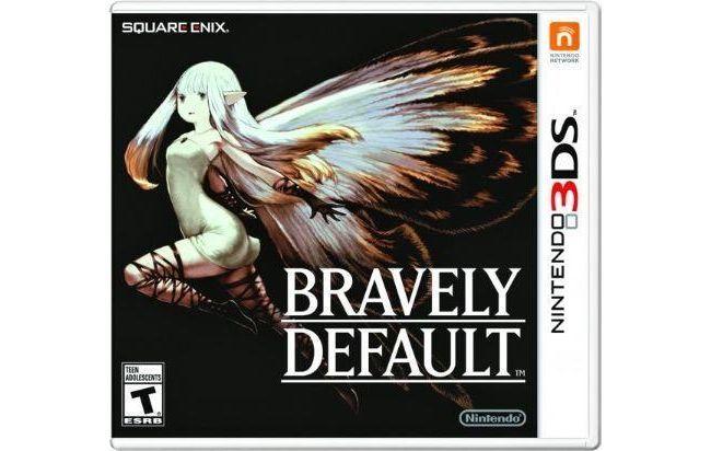 bravely default - 3ds - nuevo!!