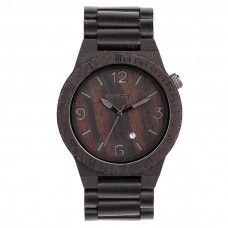 Reloj Alpha Negro WeWood