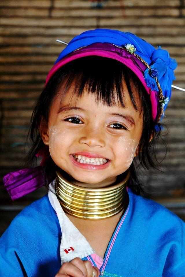 Portraits d'enfants du monde (75 portraits) - Humour Actualités Citations et Images