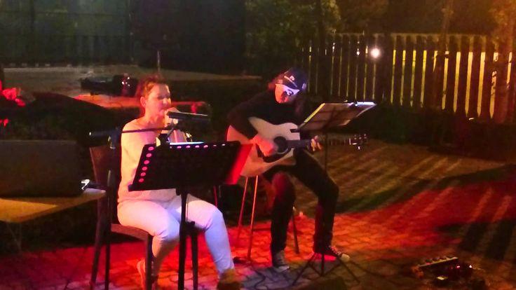Je veux Zaz - Arianna Vitale acoustic cover live