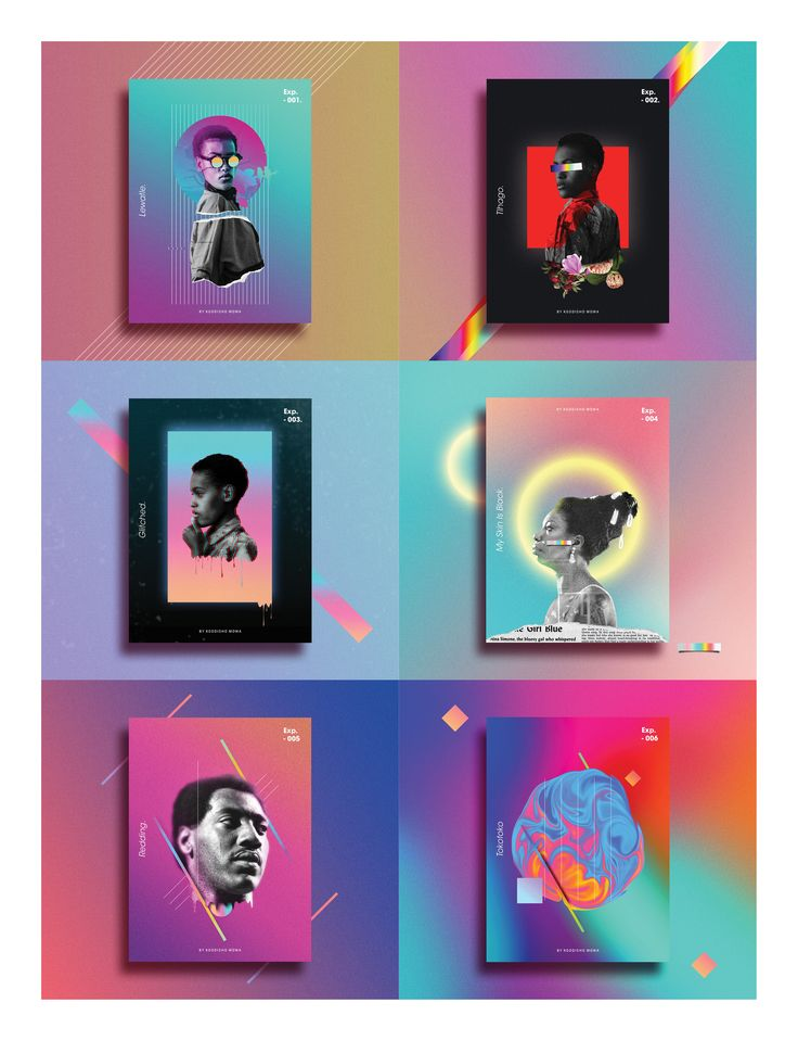 """A Project By Kgodisho Mowa On #Behance """"Experiments Vol 1, 2017"""" https://www.behance.net/gallery/59758361/Experiments-Vol-1-2017   #graphicdesign #graphic #colorful #color #colourpop #poster #posterdesign #photoshop #illustrator #adobe #design #designinspiration"""