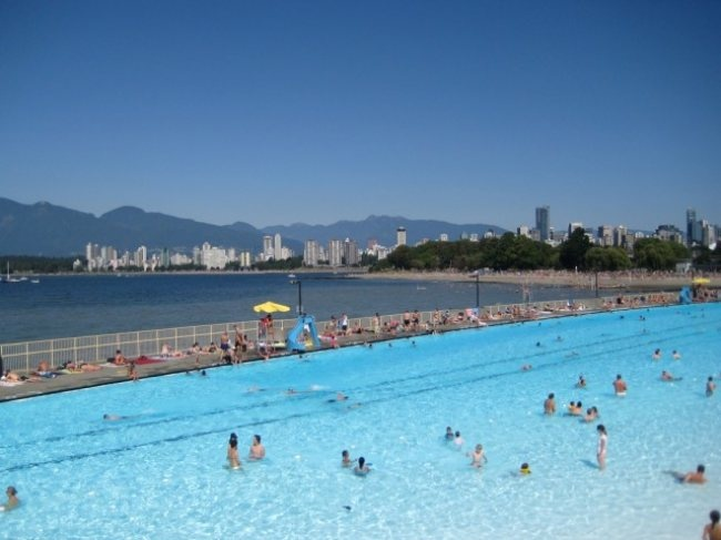 Vancouver's outdoor pools open this long weekend! Check out the 2013 Outdoor Pool Guide via Vancitybuzz