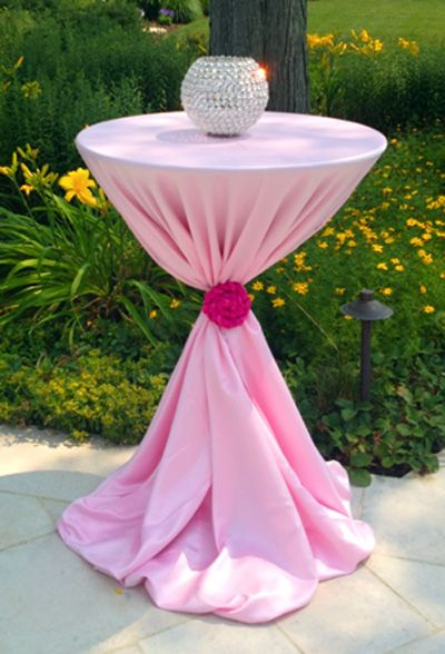 Adorable Look For Tails Tables Check Out This How To Video