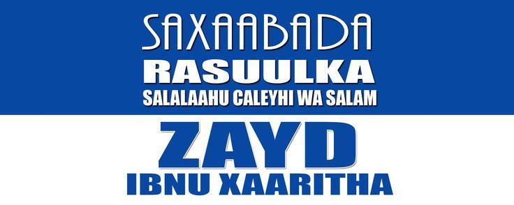 Zayd Ibnu Xaaritha