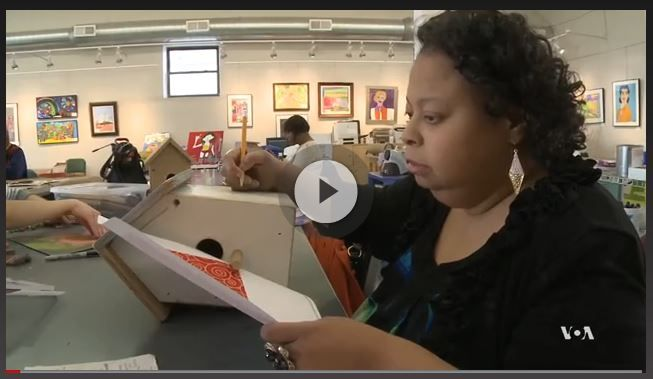 Artists with Disabilities Showcase Their Talents