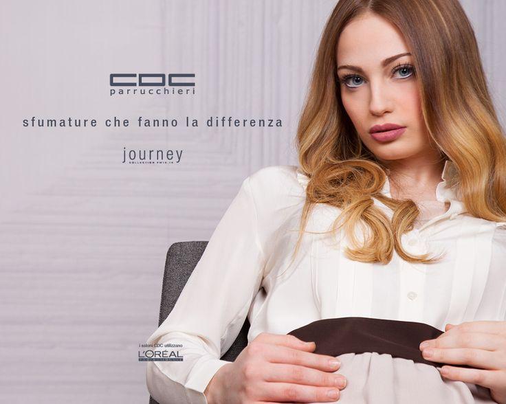 JOURNEY Fall Winter Collection 2016/2016 #degradè #centrodegradèconseil #degradèconseil #journey #fall #winter #collection #fashion #hair #hairstyle #beautiful #haircolor #hairmodel #camaiore #haircollection