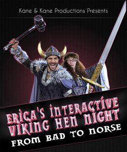Erica's Viking Hen Party
