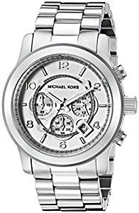 Gents Michael Kors Stainless Steel Bracelet Watch  Click to buy