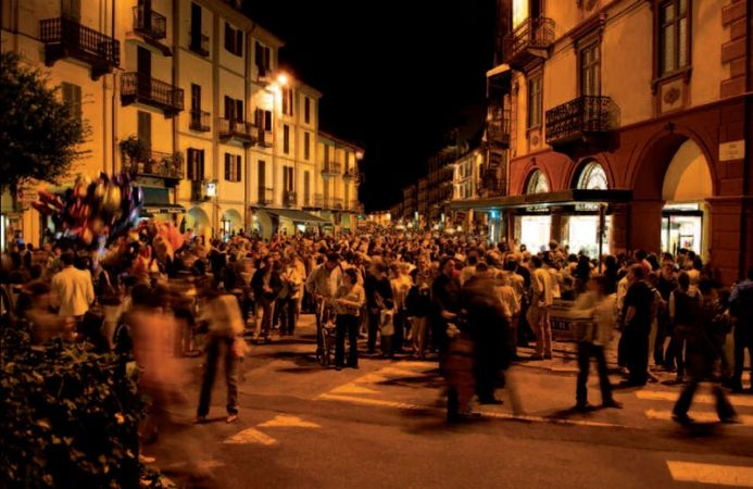 Corso Italia - Saluzzo