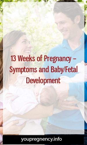 13 weeks of pregnancy – Symptoms and development of baby and fetus   – Pregnancy And Mom Tips